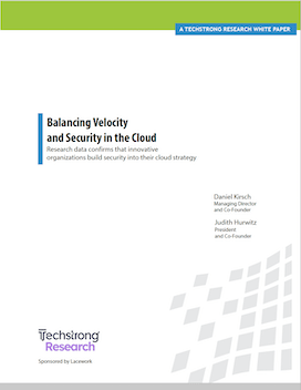 techstrong-research-balancing-velocity-security-in-cloud