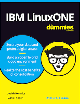 techstrong-research-ibm-linuxONE-for-dummies